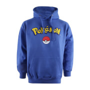 Sweat Homme - Pokémon - Bleu