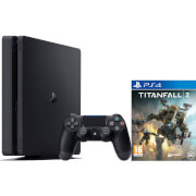 Sony Playstation 4 Slim 500GB Console With Titanfall 2