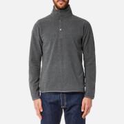 Fjallraven Men's Ovik Fleece Sweatshirt - Dark Grey