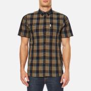 Fjallraven Men's High Coast Big Check Shirt - Savanna