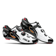 Sidi Wire Carbon Vernice Cycling Shoes - White/Black