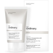 Suspensión de vitamina C 23 % + Esferas HA de The Ordinary 30ml