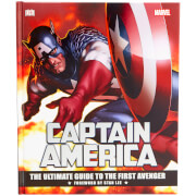 Captain America - The Ultimate Guide to the First Avenger (Engelstalig)