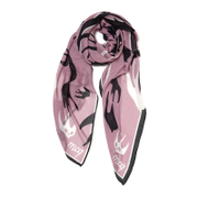 McQ Alexander McQueen Women's Swallow Storm Scarf - Heather