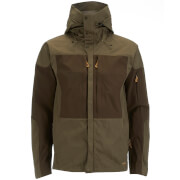 Fjallraven Men's Keb Jacket - Tarmac/Dark Olive