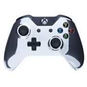 Manette Custom Xbox One - Édition Chrome Argenté