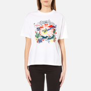 PS by Paul Smith Women's Wanderlust T-Shirt - White