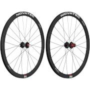 Novatec R3 Carbon Clincher Disc Wheelset