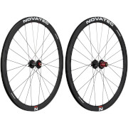 Novatec R3 Carbon Clincher Disc Wheelset - Shimano