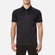 HUGO Men's Dericsson Raglan Polo Shirt - Black