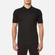 HUGO Men's Dewlett Jersey Polo Shirt - Black