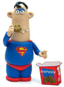 Figurine Superman x Aardman - DC Comics