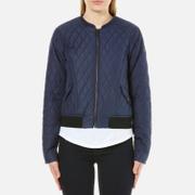 Belstaff Women's Cassell Quilt Short Jacket - Bright Indigo
