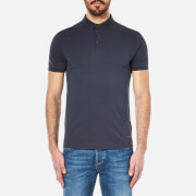 BOSS Orange Men's Punchy Polo Shirt - Dark Blue