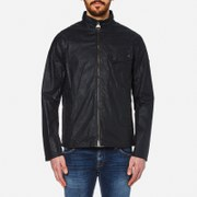 Barbour International Men's Aspect Wax Jacket - Navy