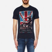 Barbour International Men's Jack T-Shirt - Navy