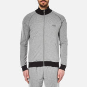 BOSS Hugo Boss Men's Zipped Jacket - Grey