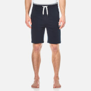 BOSS Hugo Boss Men's Logo Sweat Shorts - Navy