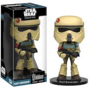 Star Wars Rogue One Scarif Stormtrooper Bobble Head