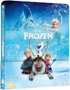 La Reine des neiges 3D (+ 2D) - Steelbook Exclusivité Zavvi