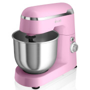 Swan Retro Stand Mixer - Pink