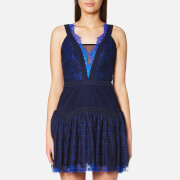 Three Floor Women's Wild Waves Dress - Blue