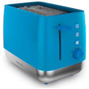 Morphy Richards 221110 Chroma 2 Slice Toaster - Iris