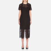 Diane von Furstenberg Women's Carly Dress - Black
