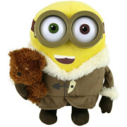 Minions Plush Figure Ice Village Bob with Bear
