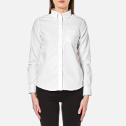 GANT Women's Perfect Oxford Shirt - White