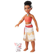 Poupée Nageuse Vaiana, la légende du bout du monde
