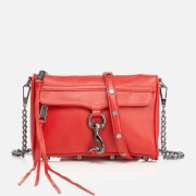 Rebecca Minkoff Women's Mini M.A.C. Cross Body Bag - Blood Orange