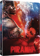 Piranha - Zavvi UK Exklusive Limitierte Steelbook Edition