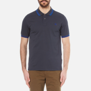 PS by Paul Smith Men's Tipped Polo Shirt - Blue