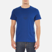 GANT Men's Tonal Gant Shield T-Shirt - Yale Blue