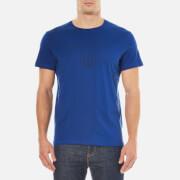 GANT Men's Tonal Gant Shield T-Shirt - Yale Blue