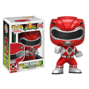 Power Rangers Pop! Vinyl Figur Red Ranger