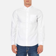 Carhartt Men's Long Sleeve Oxford Shirt - White