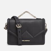 Karl Lagerfeld Women's K/Klassik Shoulder Bag - Black