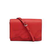 Karl Lagerfeld Women's K/Signature Shoulder Bag - Scarlet