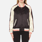 Levi's Women's Souvenir Bomber Jacket - Black
