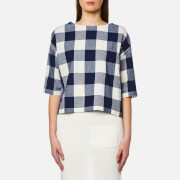 Paisie Women's Check Top - Multi