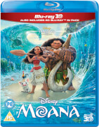 Moana 3D (Includes 2D Version)
