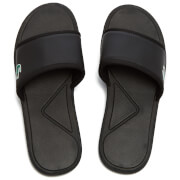 Lacoste Men's L.30 Slide Sport Slide Sandals - Black