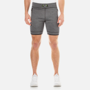 Superdry Men's Gym Tech Slim Shorts - Monoblack Grit/Black