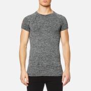 Superdry Men's Sport Seamless Raglan T-Shirt - Grey Grit/Black