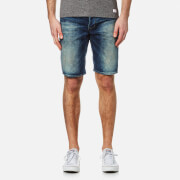 Superdry Men's Biker Shorts - Ragged Vintage