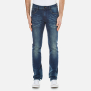 Superdry Men's Corporal Slim Jeans - Ensign Blue
