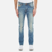 Superdry Men's Corporal Slim Jeans - Clear Blue Antique