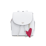 Guess Women's Pinup Pop Backpack - White